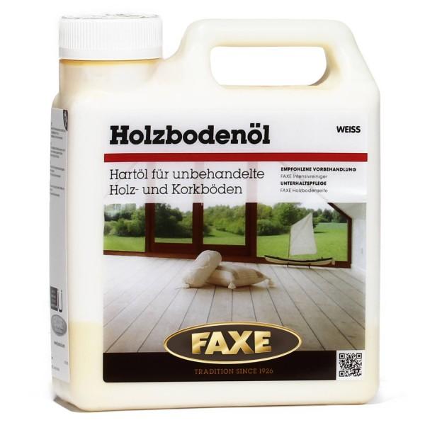 Holzbodenöl weiß