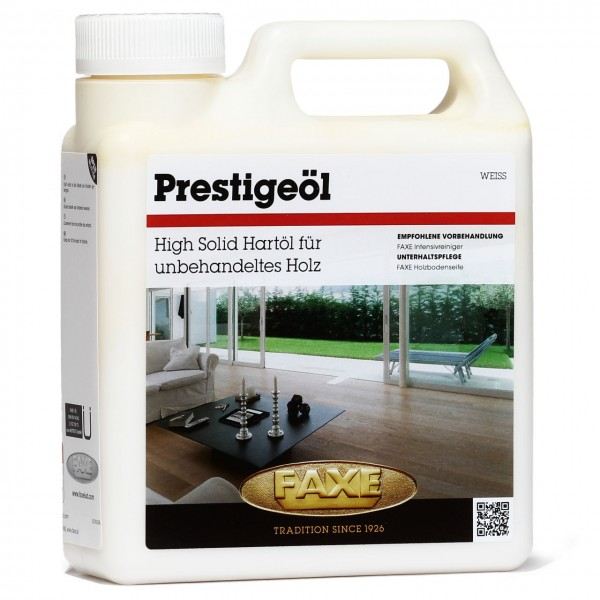 Prestige Öl weiß