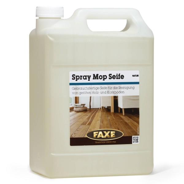 FAXE Spray Mop Seife natur 5 Liter