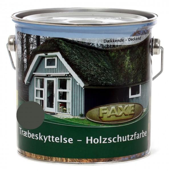 Holzschutzfarbe Waldgrün 2,5 l