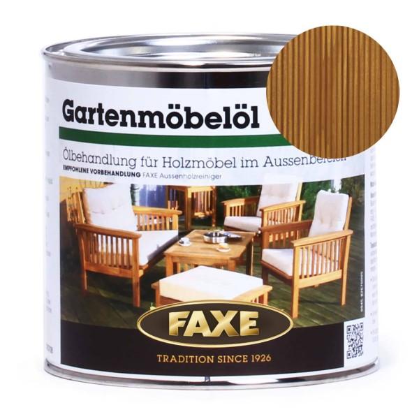 Gartenmöbelöl Farbton Natur 0,75 Liter