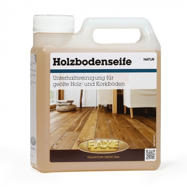 Holzbodenseife natur