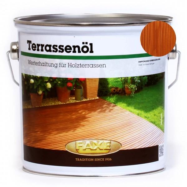 Terrassenöl Teak 2,5 Liter