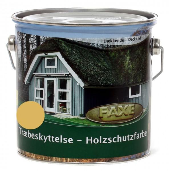 Holzschutzfarbe Schwedengelb 2,5 l