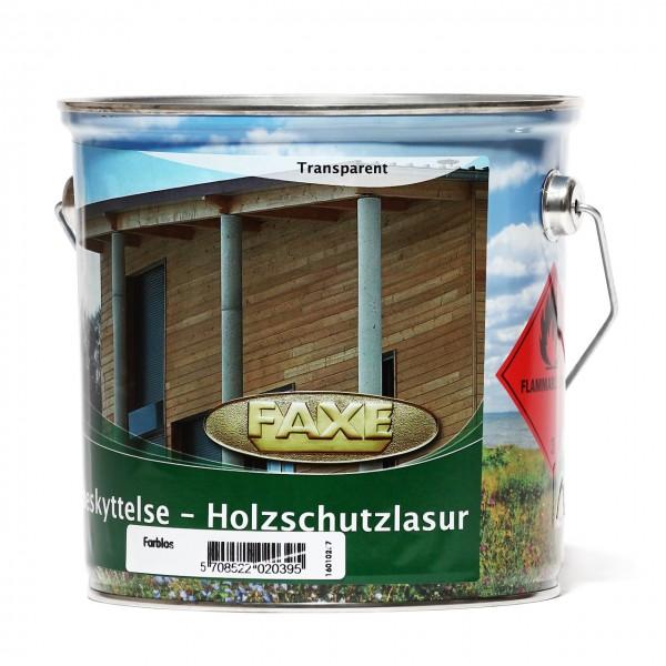 Holzschutzlasur Farblos 2,5 l