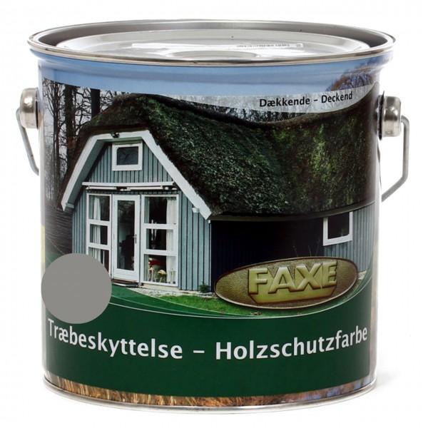 Holzschutzfarbe Grau 2,5 l
