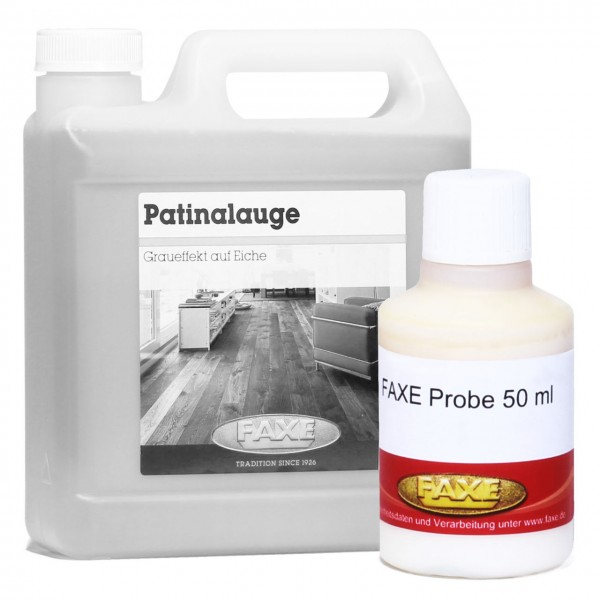 Patinalauge 50 ml Probe