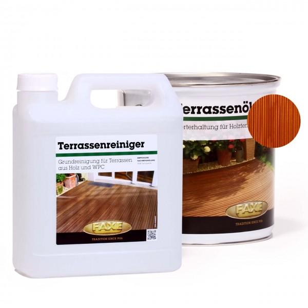 Terrassen Sparset - Teak