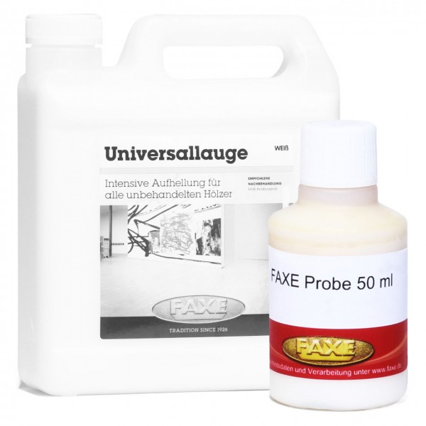 Universallauge 50 ml Probe