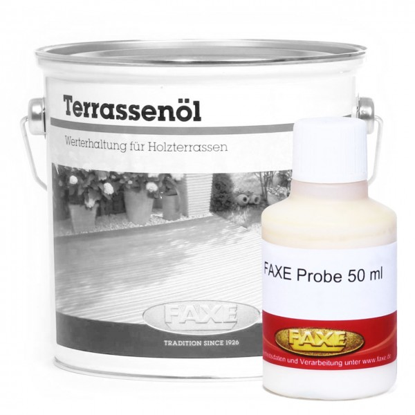 Terrassenöl Lärche 50 ml Probe