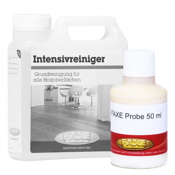 Intensivreiniger 50 ml Probe